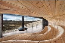 Inspiration: Eco Architecture / This board is dedicated to raw, natural architecture