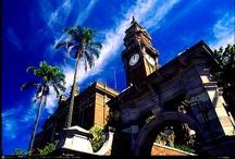 Beautiful City of Brisbane