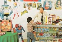 Vintage Toys 1970's -1980's / by A Squad