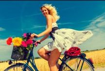 Girls on Bicycles / Girls on Bicycles
