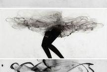 Dancing sketches