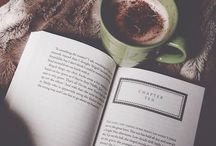 ☾Books☽ / I do not simply want to read books, I want to crawl inside them and live there ~
