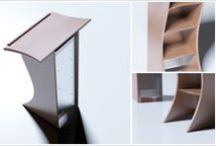 DMU Lecturn Competition / A Lectern competition. An extra curricular (week project) aimed in designing an attention grasping podium for the Vice - Chancellor of De Montfort University.   The lectern would replace the current podium to be used in graduation ceremonies.