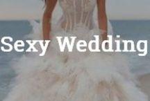 Sexy Wedding Dresses / Sexy Wedding Dresses brings you beautiful wedding dresses like vintage wedding dresses, beach wedding dresses, plus size wedding dresses, lace wedding dresses