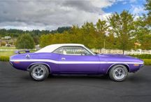 Classic Challengers / Old School Cool / by Challenger Of The Day
