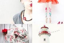 ETSY TREASURY / #trends and #inspiring from #etsy world