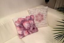 Handmade-textil,Home accessories / T-Shirt,Pillowcases