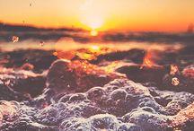☾Eau☽ / She was born out of ocean breath ~