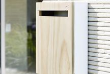 Javi Wall Mount Letterboxes / Wall Mount Letterboxes suitable for installation on existing walls and fences.