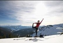 Ski & Snowboard Workouts / Stay healthy & shred longer!