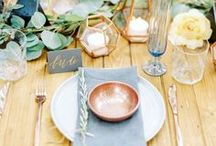Modern Wedding Ideas / Modern wedding ideas and inspiration