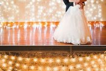 Romantic & Fairytale Wedding Ideas / Romantic and fairytale wedding ideas and wedding inspiration