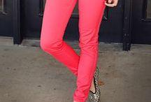 Ruhák - Rózsaszín nadrág