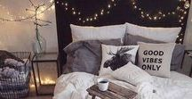 Bedroom / Casual, natural, earthy bedroom decor ideas