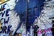 Street art graffiti^-^