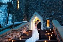 Winter Wedding Ideas / Winter wedding ideas and inspiration