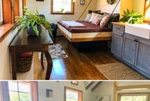 Tiny Home Living / Ideas and inspiration for tiny home living