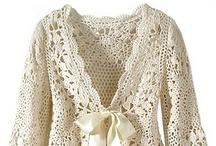 Crochet Clothing & Wraps / by Marilyn Hoeth