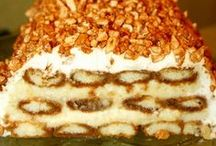 Desserts with Biscuits or Ladyfinger / by Mariana Ungureanu