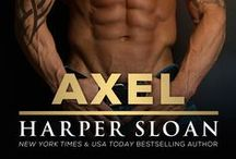 Axel / Book 1 in the Corps Security series • Axel and Izzy's Story