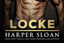 Locke / Book 6 in the Corps Security series - Maddox and Emmy's story