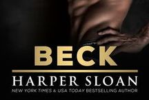 Beck / Book 3 in the Corps Security series featuring Dee and Beck.