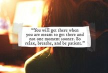 Quotes / by Sophia Mondragon