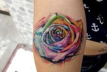 Awesome Tat's / by Rachel Anderson