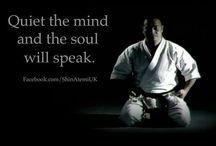 Karate - mindset and training