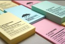 INS Identity, business cards & others / Stuff I find interesting for one reason or another / by Leticia Entreguerras
