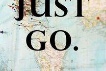 Voyages faits ou à faire...