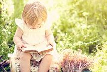 """Quotes on Childhood / """"Everything is ceremony in the wild garden of childhood"""""""