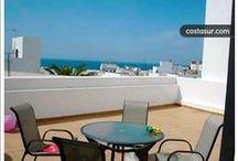 Apartamentos Conil | Cádiz / Aquí te ponemos una selección de nuestros apartamentos en alquiler en Conil. Para ver más, consulta el buscador amarillo de Costasur.com. ¡Tenemos muchas más ofertas! Filtra tu búsqueda y reserva online.  http://conil.costasur.com/es/apartamentos-conil.html