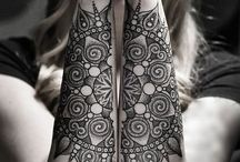 Tattoos I dream of / Mandala forearm tattoos
