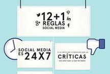 Social Media / Información sobre el mundo de #SocialMedia y community manager.