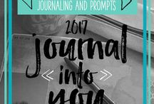 Journal Prompts and Tips / A place for journaling prompts, tips and techniques.