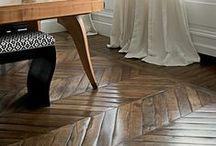 Hardwood Flooring Patterns: Chevron & Herringbone / Chevron & Herringbone Hardwood Flooring Design Patterns