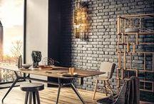 Industrial Modern Home Office Ideas