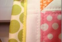 QUILTING how to's / Lots of quilting hacks, tips, tricks, & tutorials for quilters of all levels - from quilting beginners to experienced quilters.