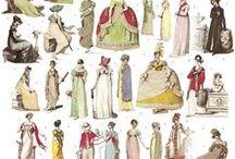 Regency / Regency Era Clothing