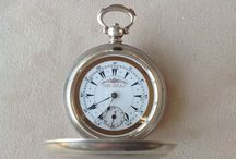 My Pocket Watches / Cep Saatlerim / From My Pocket Watches Collection