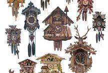 Cuckoo Clocks / Cuckoo Wall Clocks