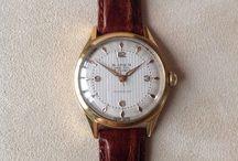 My Vintage Watches / Eski Saatlerim / From My Vintage Watches Collection