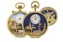 Pocket and Pendant Watches
