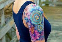 Tattoo Ideas / Someday soon...