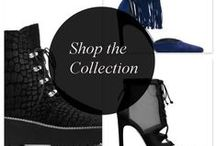 SHOP THE COLLECTION (Women's Footwear) / Shop Now! The latest collection of shoes, boots and booties from our online boutique www.vergeonlinemag.com