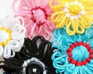 CRAFTS FOR A CAUSE / Crochet, knitting, or sewing projects for a cause.
