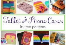 CROCHET collections / Crochet projects, patterns, and tutorials that are already grouped into collections such as scrap busters, 1-hour projects, 10 free slipper patterns, etc...