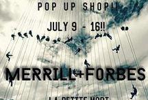 Merrill+Forbes / Men's Fashion