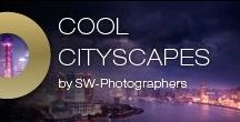 Cool Cityscapes / A collection of the most beautiful cities shot by Severin Wendeler photographers.